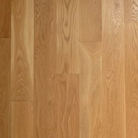 "7"" White Oak Unfinished Solid Hardwood Flooring at Wholesale Prices"