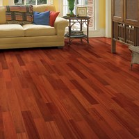 Brazilian Cherry (Jatoba) Unfinished Solid Hardwood Flooring Specials at Wholesale Prices