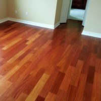 Santos Mahogany Prefinished Engineered Hardwood Flooring Specials at Wholesale Prices