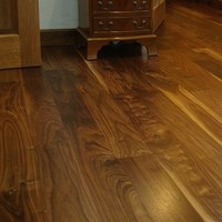 Walnut Unfinished Solid Hardwood Flooring at Wholesale Prices