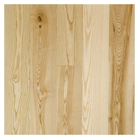 Ash 1 Common Unfinished Solid Hardwood Flooring