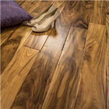 Acacia Hand Scraped Prefinished Engineered Hardwood Flooring