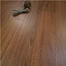 "7"" x 9/16"" Wide Plank Brazilian Cherry (Jatoba) Prefinished Engineered Wood Floors at Discount Prices"