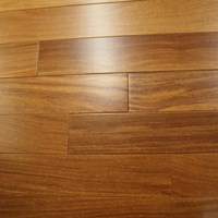 "4"" Brazilian Teak (Cumaru) Prefinished Solid Hardwood Flooring at Wholesale Prices"
