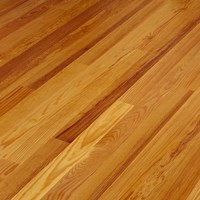 "3 1/4"" Caribbean Heart Pine Unfinished Solid Hardwood Flooring at Wholesale Prices"