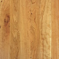 "7"" American Cherry Unfinished Solid Hardwood Flooring at Wholesale Prices"
