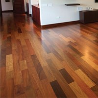Brazilian Walnut (Ipe) Unfinished Solid Hardwood Flooring Specials at Wholesale Prices