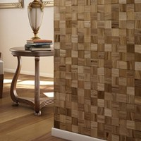 IndusParquet Coterie Sculpted Wall Treatments Hardwood Flooring at Wholesale Prices