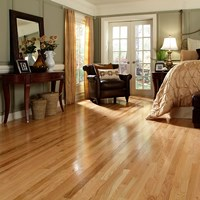 Red Oak Unfinished Engineered Wood Flooring