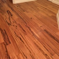 Tigerwood Unfinished Solid Hardwood Flooring at Wholesale Prices