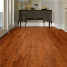 Golden Opportunity Oak Gunstock Prefinished Solid Wood Flooring by Shaw at Reserve Hardwood Flooring