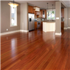 Brazilian Cherry Long Length Unfinished Solid Hardwood flooring on sale at the cheapest prices at Reserve Hardwood Flooring