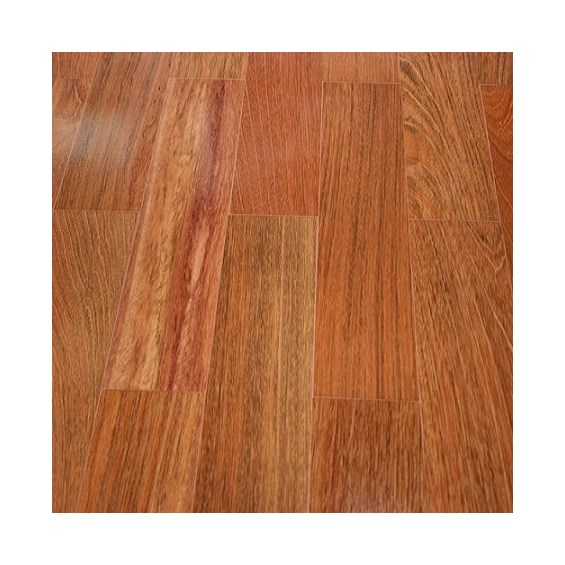 """5"""" X 3/4"""" Brazilian Cherry Select Grade Unfinished Solid"""