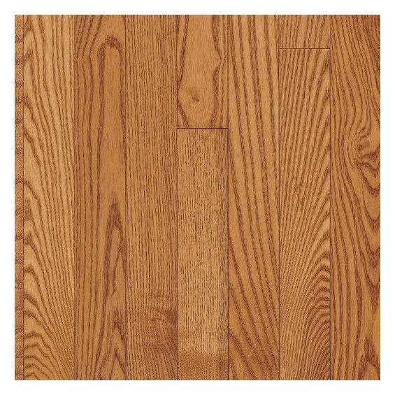 Oak Gunstock Prefinished Solid Hardwood Flooring