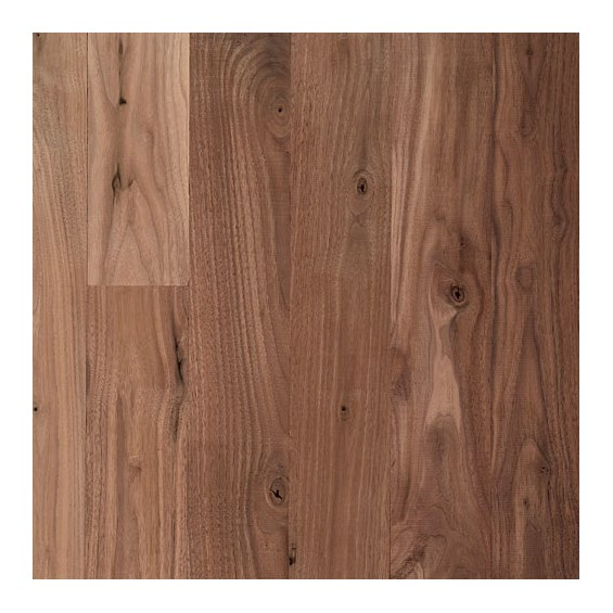 Walnut 1 Common Unfinished Solid Hardwood Flooring