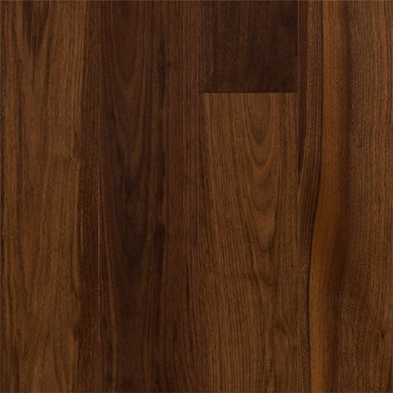 Walnut Select & Better Prefinished Engineered Hardwood Flooring