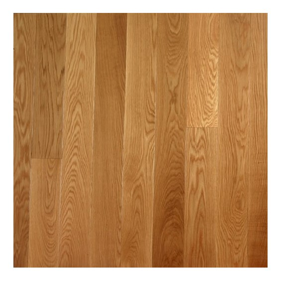 White Oak Select & Better Natural Prefinished Solid Hardwood Flooring