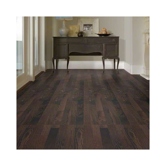 Golden Opportunity Oak Coffee Bean Prefinished Solid Wood Flooring by Shaw at Reserve Hardwood Flooring