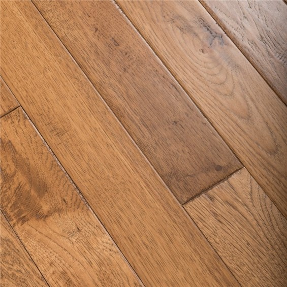 5 Quot X 3 4 Quot Hickory Hand Scraped Prefinished Solid Summer