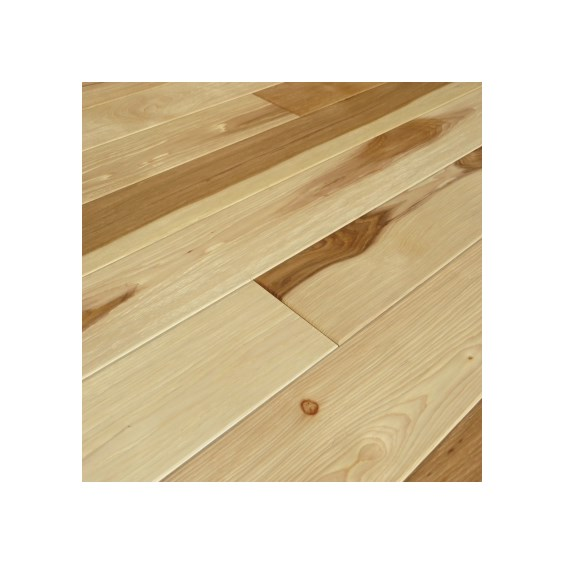 Hickory Hand Scraped Prefinished Engineered Budget Flooring at Reserve Hardwood Flooring
