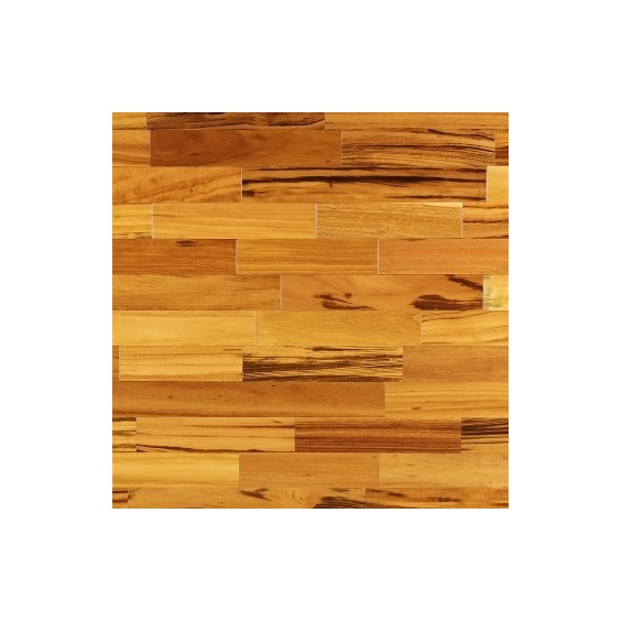 Tigerwood Clear Grade Shorts Prefinished Solid Wood Floor at cheap prices from Reserve Hardwood Flooring