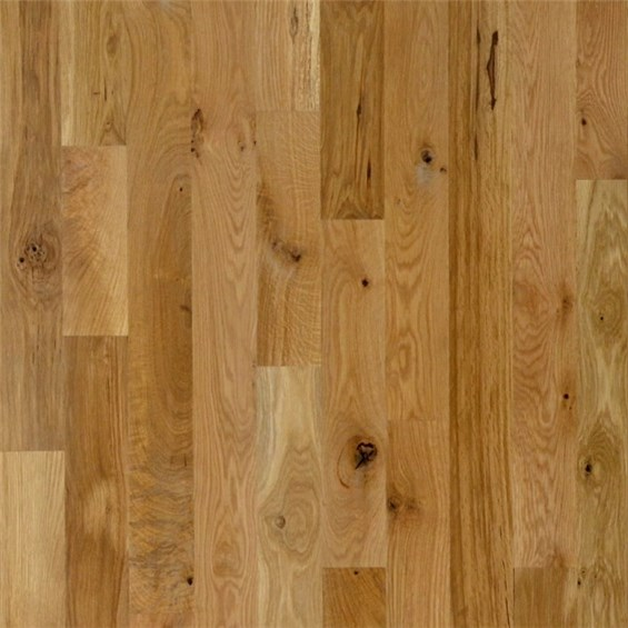 White Oak #2 Common Unfinished Hardwood Floor at cheap prices by Reserve Hardwood Flooring