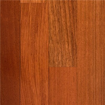 Brazilian Cherry (Jatoba) Clear Grade Unfinished Solid Hardwood Flooring