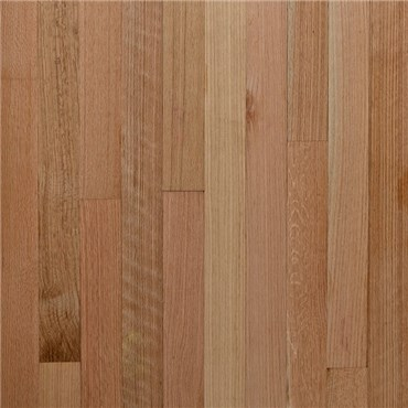 Red Oak 1 Common Rift & Quartered Unfinished Solid Hardwood Flooring