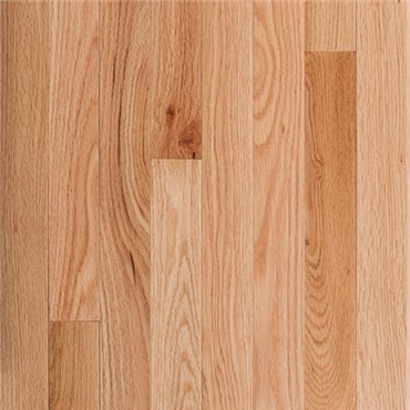 Red Oak 1 Common Unfinished Solid Hardwood Flooring