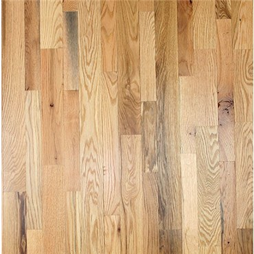 Red Oak 2 Common Unfinished Solid Hardwood Flooring
