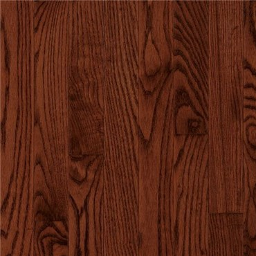 Red Oak Cherry Prefinished Solid Hardwood Flooring