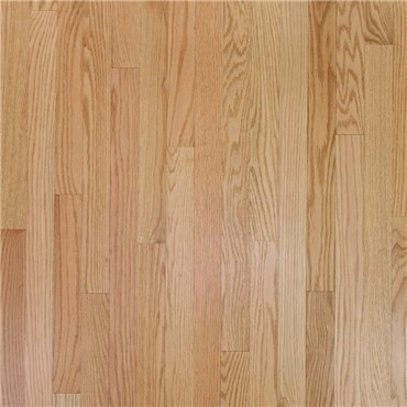 Red Oak Select & Better Natural Prefinished Solid Hardwood Flooring