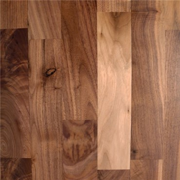 5 Quot X 3 4 Quot Walnut 2 Common Unfinished Solid Wood Floors