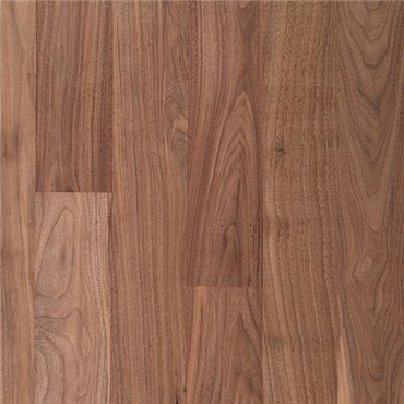 Walnut Select & Better Unfinished Engineered Hardwood Flooring