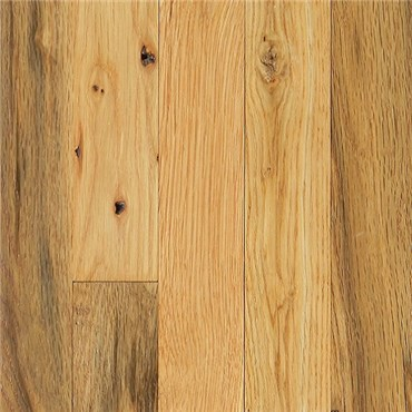 White Oak Character Natural Prefinished Solid Hardwood Flooring