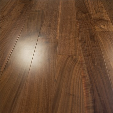 "5"" x 1/2"" Walnut Select Grade Prefinished Engineered Hardwood Flooring on sale at the cheapest prices by Reserve Hardwood Flooring"