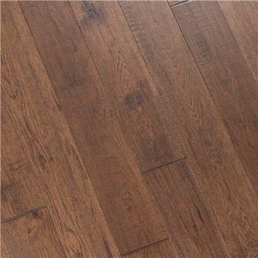 6 X 1 2 Hickory Hand Scraped Forest Prefinished Engineered Wood