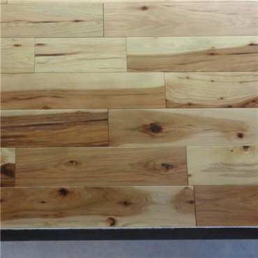 Hickory Character Prefinished Engineered Hardwood Flooring on sale at cheap prices by Reserve Hardwood Flooring
