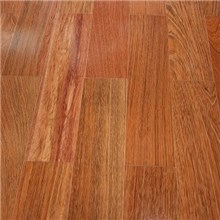 Brazilian Cherry (Jatoba) Select Grade Prefinished Solid Hardwood Flooring