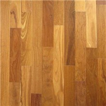 Brazilian Teak (Cumaru) Select Grade Prefinished Solid Hardwood Flooring