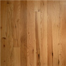 Red Oak Character Unfinished Solid Hardwood Flooring