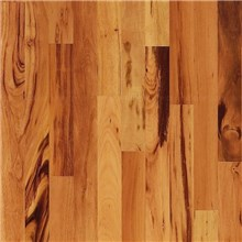 Tigerwood Select Grade Prefinished Solid Hardwood Flooring