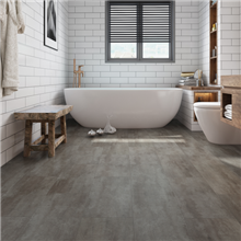 Add Floor Carrera Grey waterproof SPC rigid core vinyl tile floor on sale at the cheapest prices by Reserve Hardwood Flooring