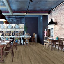 Axiscor Trio Coffee Rigid Core Waterproof SPC Vinyl Floors on sale at the cheapest prices by Reserve Hardwood Flooring