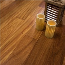 "5"" x 1/2"" Brazilian Teak Prefinished Engineered Hardwood Flooring"