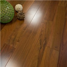 "5"" x 1/2"" Brazilian Walnut Prefinished Engineered Hardwood Flooring"