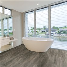 Chesapeake Multicore Premium True Grey Waterproof WPC Vinyl Plank Floors on sale at the cheapest prices by Reserve Hardwood Flooring