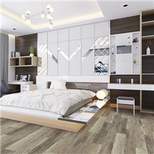 Global GEM Coastal Driftwood Banded Olive rigid core waterproof SPC vinyl floors on sale at the cheapest prices by Reserve Hardwood flooring
