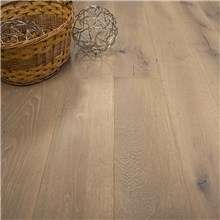 "7 1/2"" x 1/2"" European French Oak Riverstone Hardwood Flooring"
