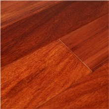Santos Mahogany Natural Prefinished Engineered Budget Flooring at Reserve Hardwood Flooring